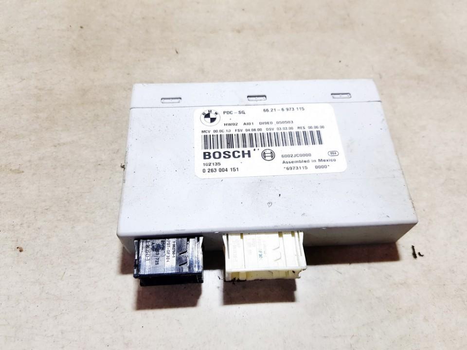 Control Unit Parking (Parking Assist Module) BMW 3-Series 2005    2.0 66216973115