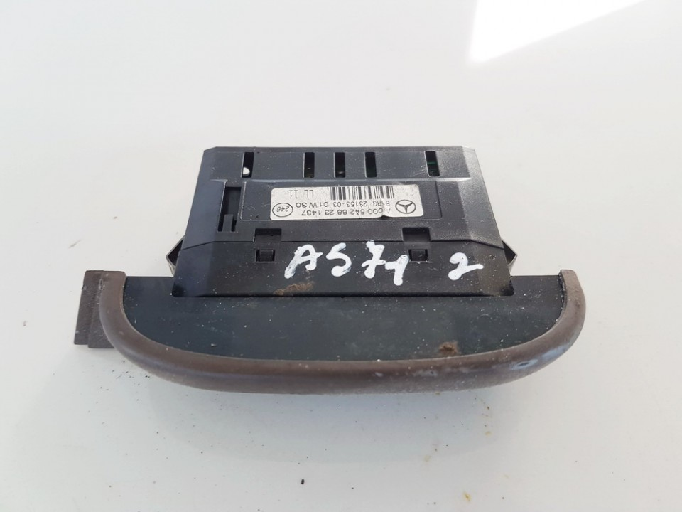 Control Unit Parking (Parking Assist Module) Mercedes-Benz S-CLASS 2001    3.2 A0005428823