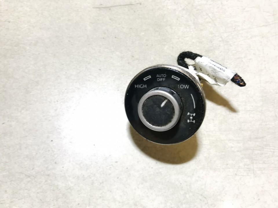 Sukibimo valdymo mygtukas Volkswagen Touareg 2005    2.5 7l6941435n