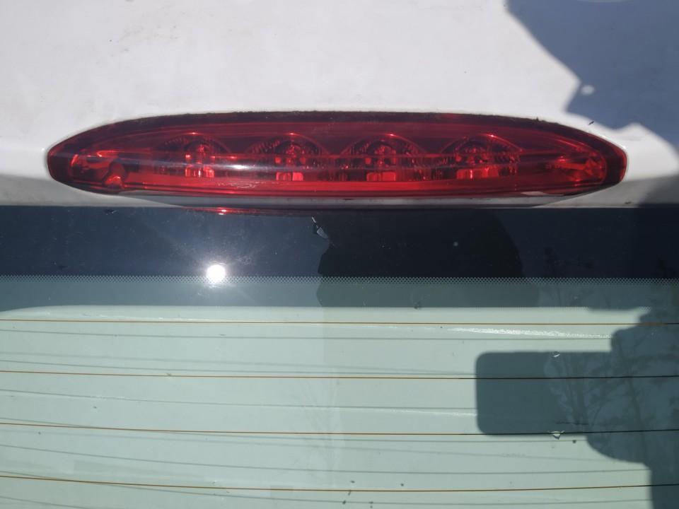 Papildomas stop zibintas Peugeot 208 2013    1.2 used