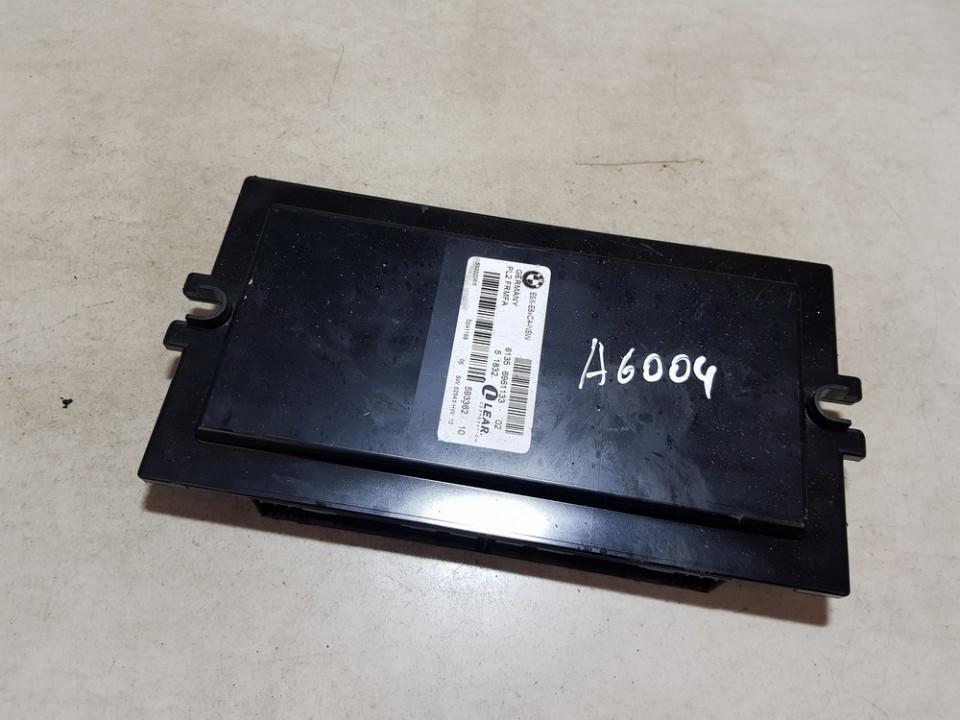 Switch, Headlight (LIGHT CONTROL MODULE) BMW 3-Series 2005    2.0 61356961133