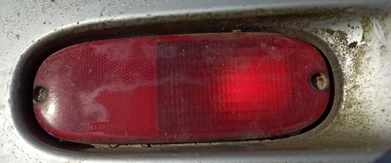 Ruko zibintai G.K. Chrysler Sebring 2002    2.0 Pilka
