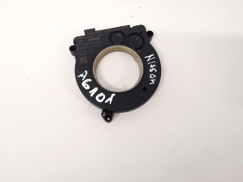 Steering Wheel Angle Controller Sensor Nissan X-Trail 2005    0.0 47945jd000