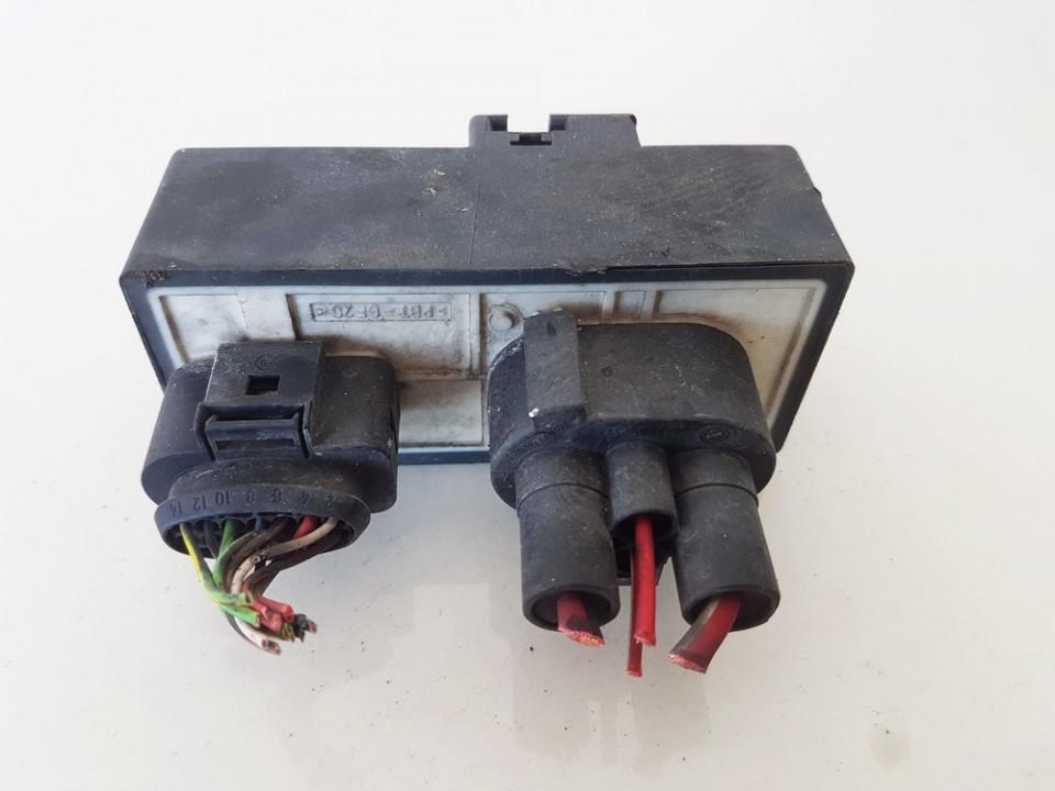 Blower Fan Regulator (Fan Control Switch Relay Module)  Audi TT 2003    1.8 1J0919506K