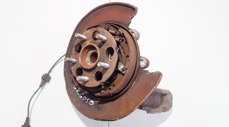 Stabdziu disko apsauga galine kaire (G.K.) Honda CR-V 2008    2.0 43102sww0130