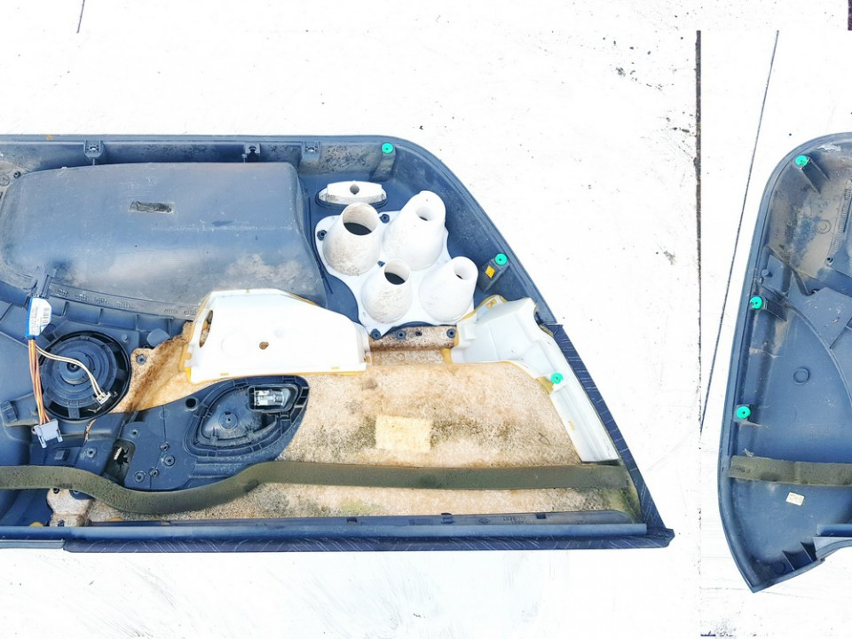 Duru apmusimas (apdaila-absifkes)  P.D. Renault Laguna 2003    2.2 8200000082