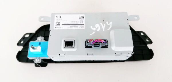 Dashboard Radio Display (Clock,Info Monitor,BORD COMPUTER) Honda CR-V 2018    2.0 39710t1ve614m1