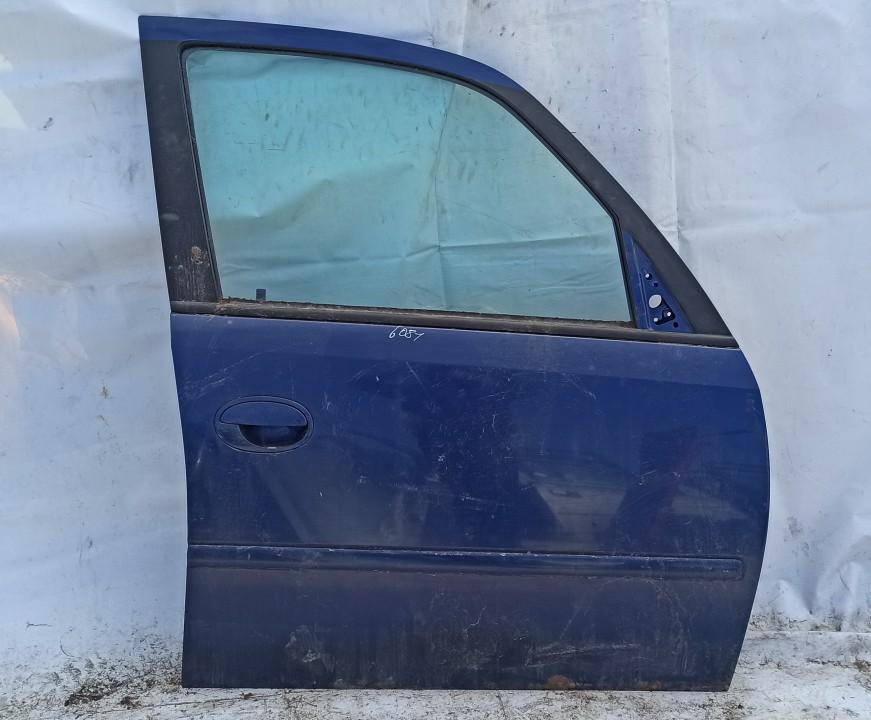 Durys P.D. Opel  Meriva