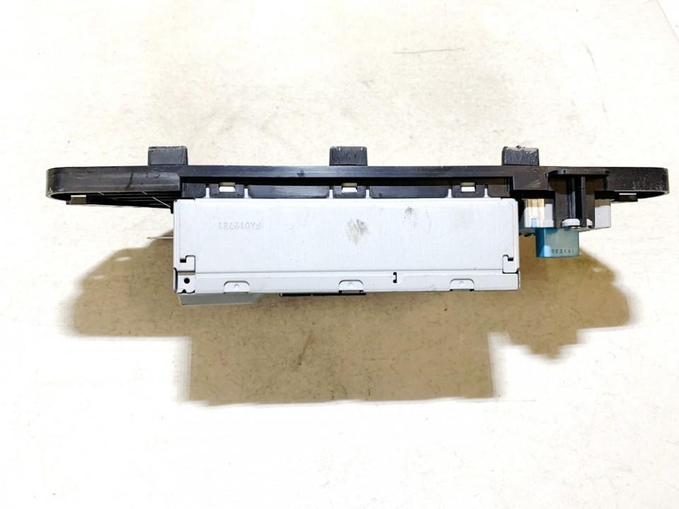 Dashboard Radio Display (Clock,Info Monitor,BORD COMPUTER) Honda CR-V 2014    1.6 39710t1ge220m1
