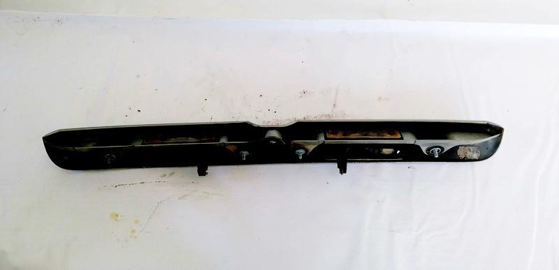 Galinio dangcio isorine apdaila (numerio apsvietimas) Opel Astra 2004    0.0 8062860