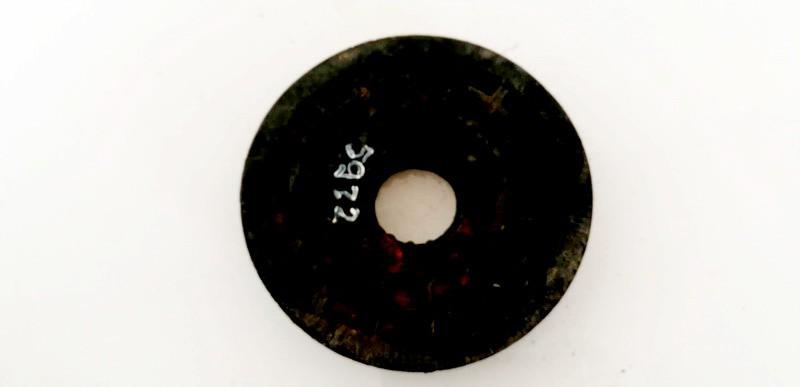 Priekinis spoileris oro atmusejas (plastmasinis)(priekinis spoileris) Opel Zafira 2002    2.0 90538496