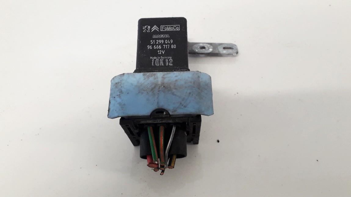 Glow plug relay Volvo V50 2006    2.0 51299049
