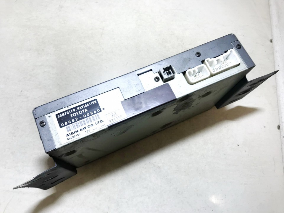 CD player NAVIGATION Ford Focus 2007    1.6 0866200840