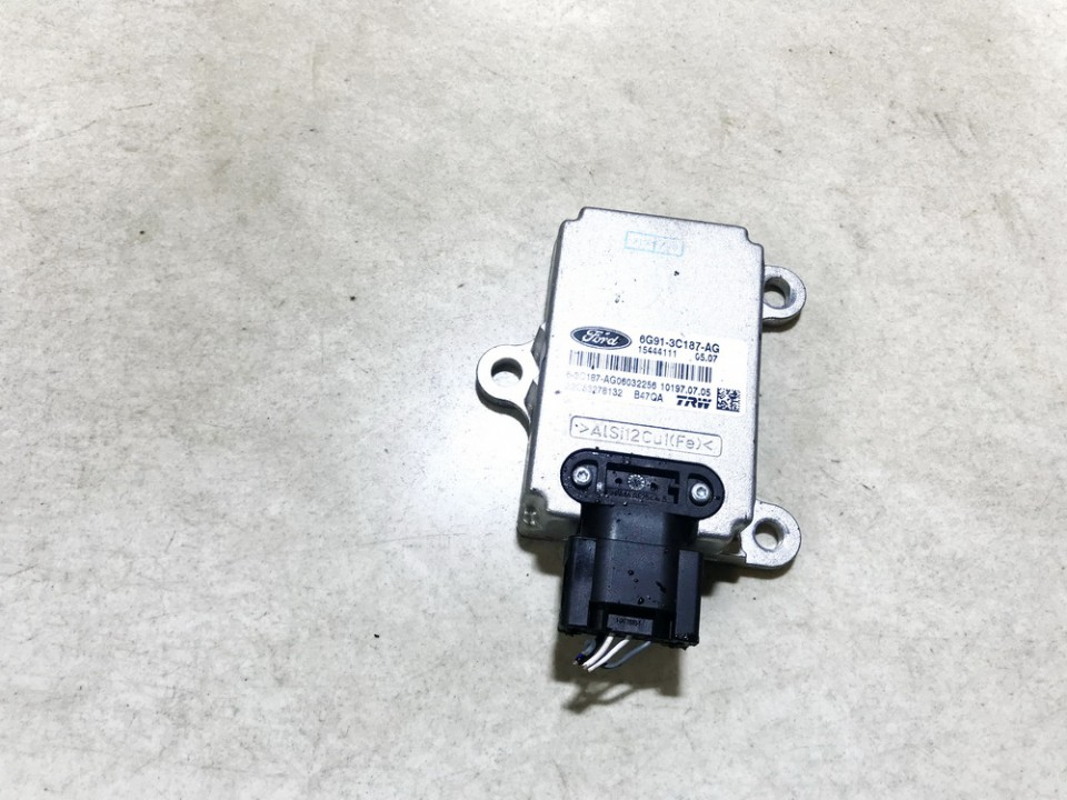 Esp Accelerator Sensor (ESP Control Unit) Ford Mondeo 2010    1.8 6g913c187ag