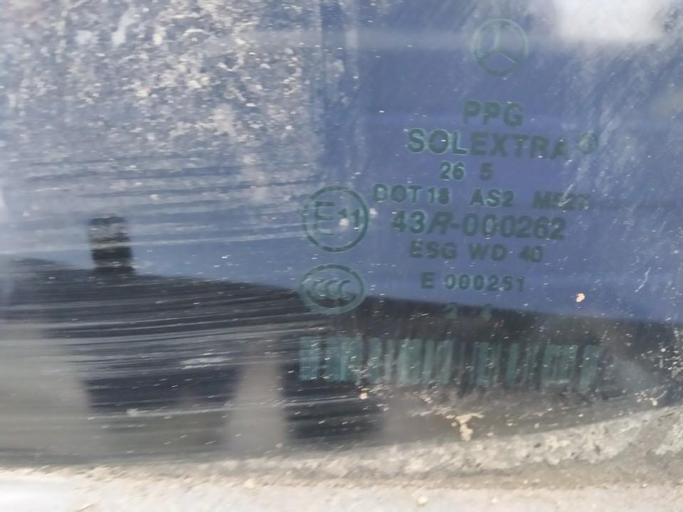 Duru fortkute G.D. Mercedes-Benz E-CLASS 2005    2.2 used