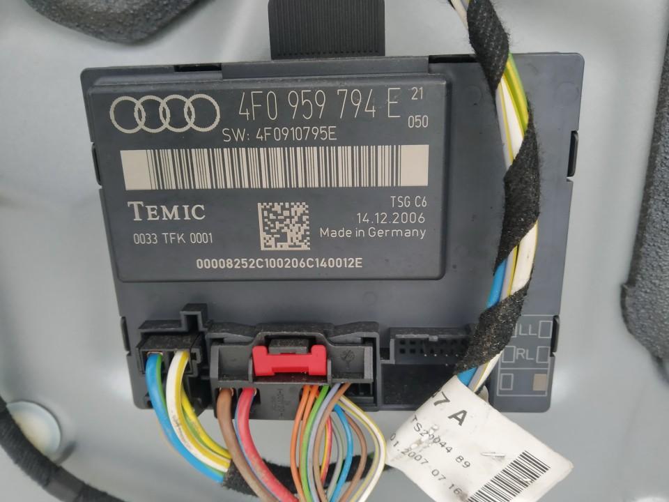 Duru valdymo blokelis Audi A6 2007    2.0 4f0959794e