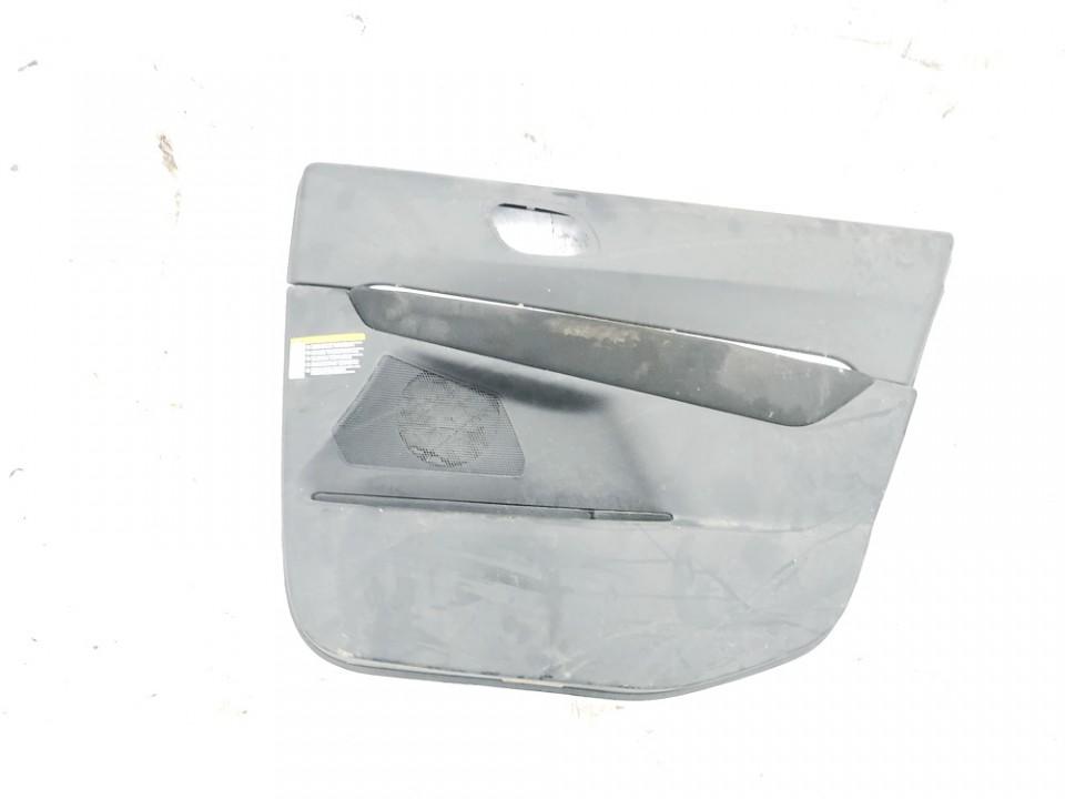 Duru apmusimas (apdaila-absifkes)  P.D. Peugeot 3008 2011    1.6 96830355ze