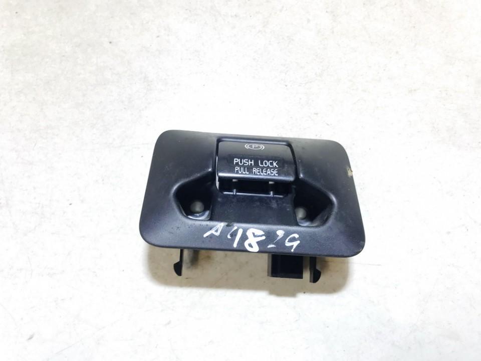Rankinio stabdzio mygtukas Volvo S60 2012    1.6 31334637