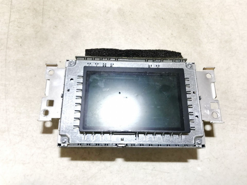 Navigacijos ekranas Volvo S60 2012    1.6 31357023