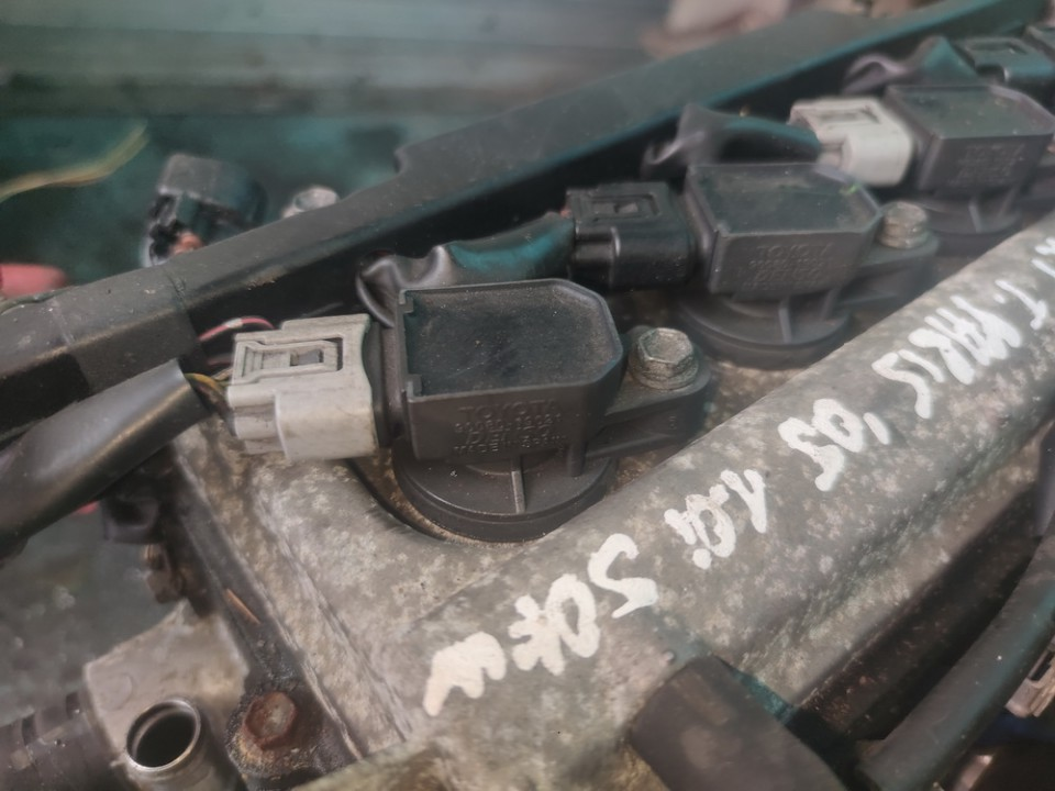 Uzdegimo rite (babina) Toyota Yaris 2005    1.0 9008019021