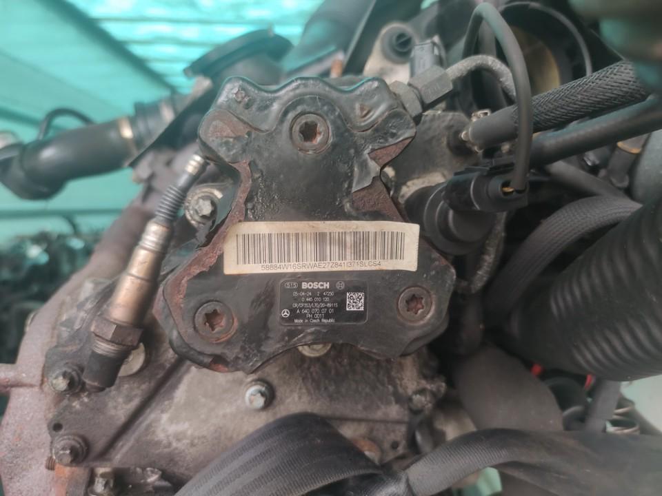Kuro siurblys Mercedes-Benz A-CLASS 2005    2.0 0445010120