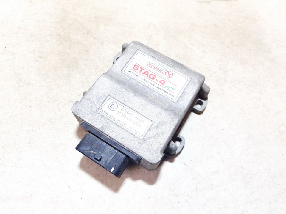 GAS control module (Controller gas system LPG) Chevrolet Kalos 2006    1.2 67r014903