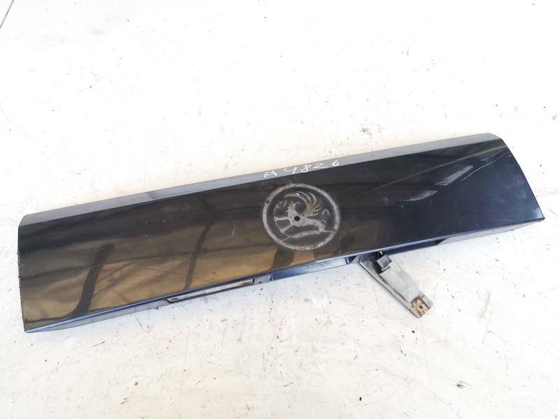 Galinio dangcio isorine apdaila (numerio apsvietimas) Opel Antara 2008    2.0 96661344