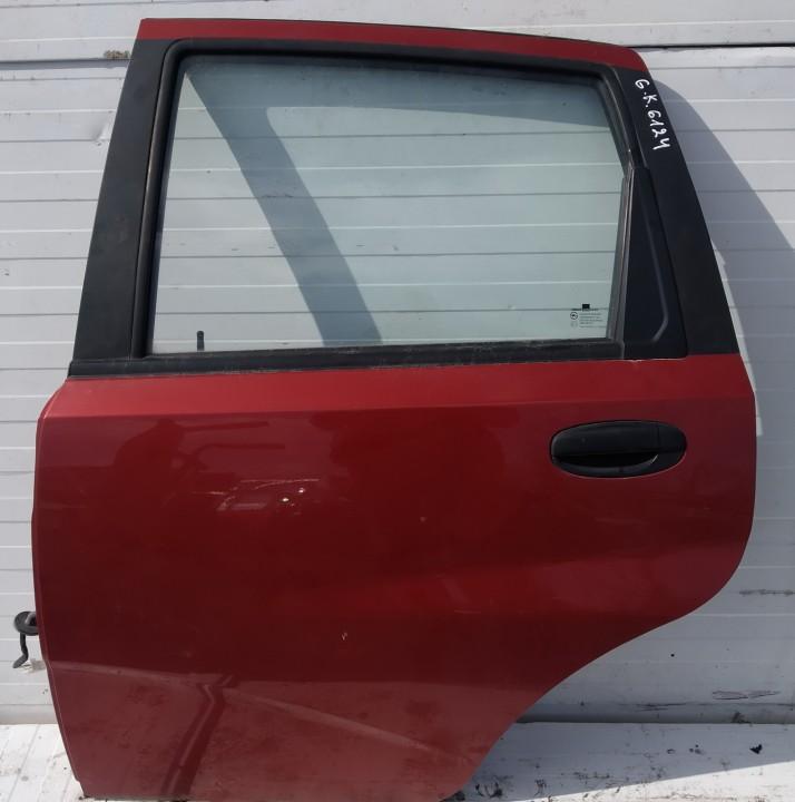 Durys G.K. Chevrolet Kalos 2006    1.2 raudona