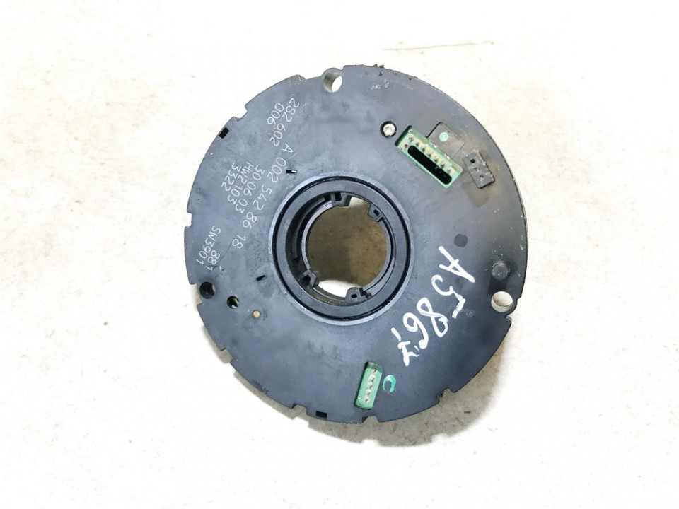 Steering Wheel Angle Controller Sensor Mercedes-Benz C-CLASS 2003    1.8 a0025428618