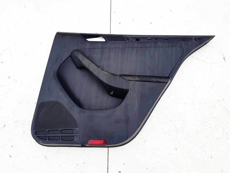 Duru apmusimas (apdaila-absifkes) G.D. Volkswagen Jetta 2013    1.4 5c6867212