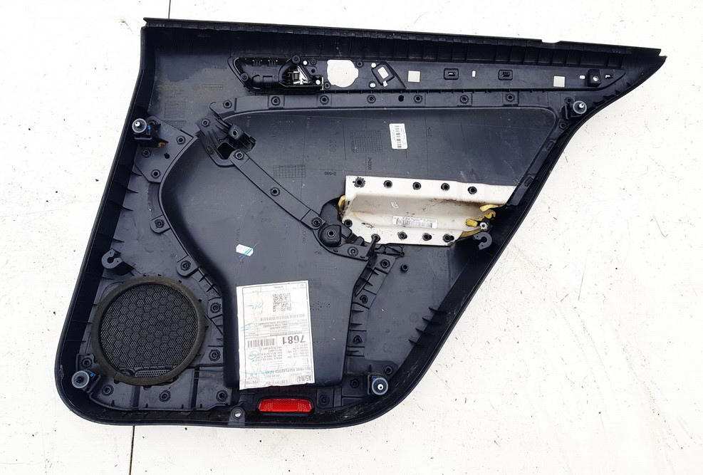Duru apmusimas (apdaila-absifkes)  G.K. Volkswagen Jetta 2013    1.4 5c6867211