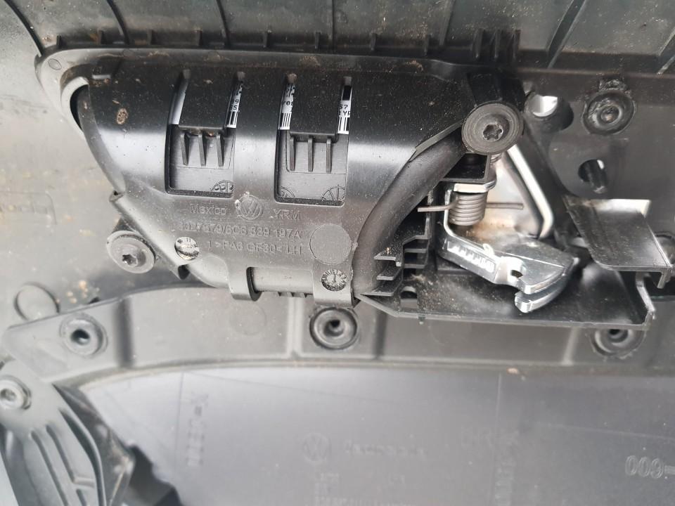 Duru vidine rankenele G.K. Volkswagen Jetta 2013    1.4 5c6839197a