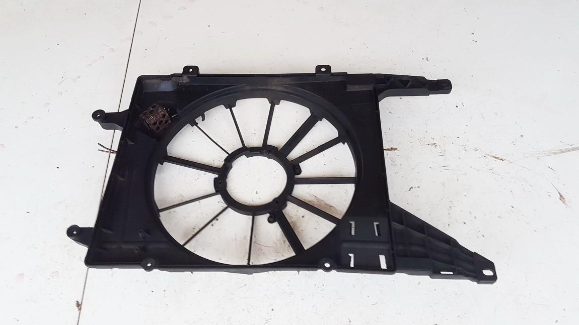 Difuzoriaus remas (ventiliatoriaus remas) Renault Megane 2001    1.4 8200065257