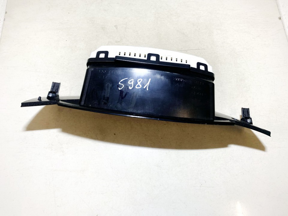 Dashboard Radio Display (Clock,Info Monitor,BORD COMPUTER) Honda Civic 2010    2.2 60110277002019
