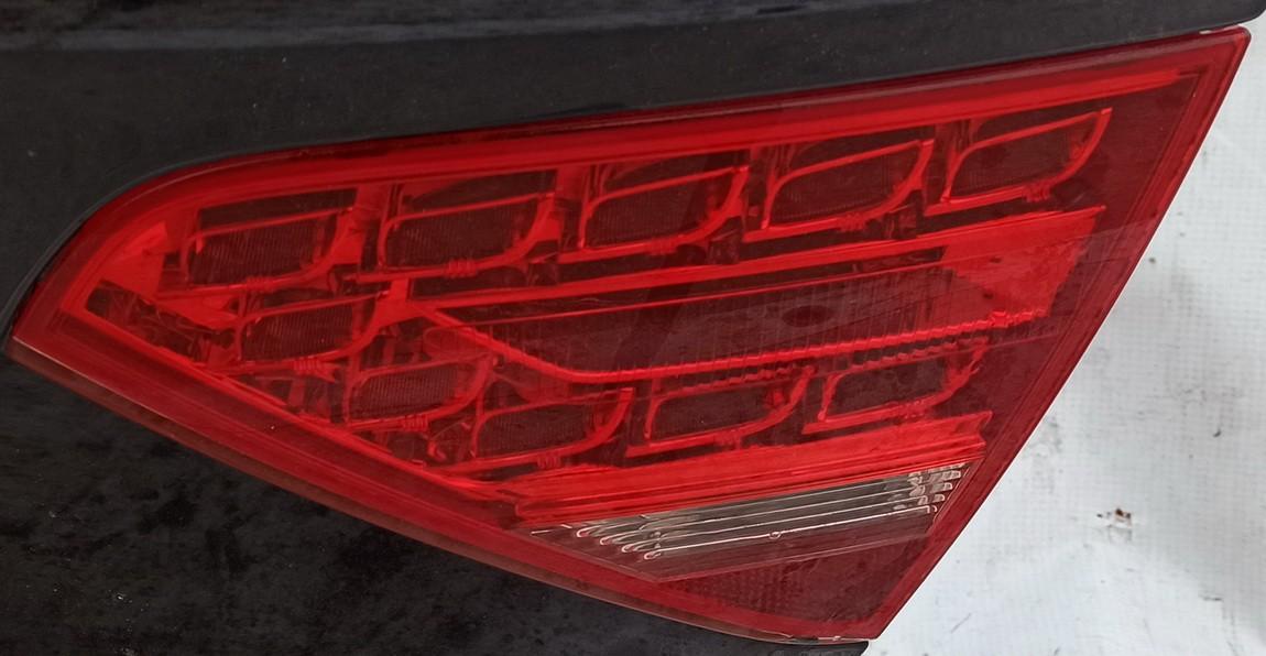 Galinio Dangcio zibintas G.D. (kapoto) Audi A5 2010    2.0 Melyna