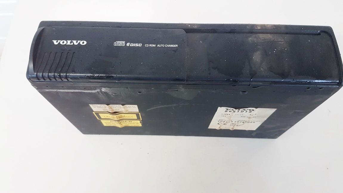 CD changers Volvo S80 2001    2.4 8651018