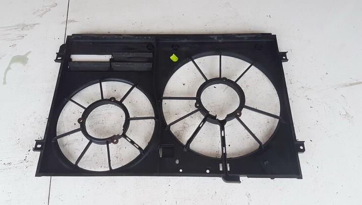 Difuzoriaus remas (ventiliatoriaus remas) Audi A3 2007    2.0 1k0121207aa