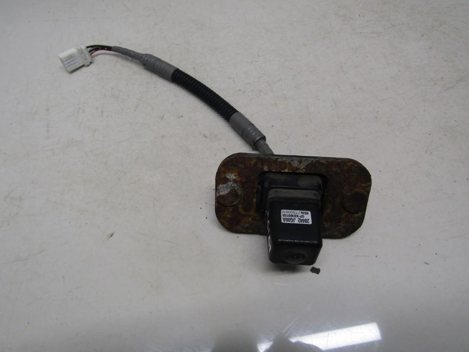 Galinio vaizdo kamera Nissan X-Trail 2007    2.0 28442JG00A