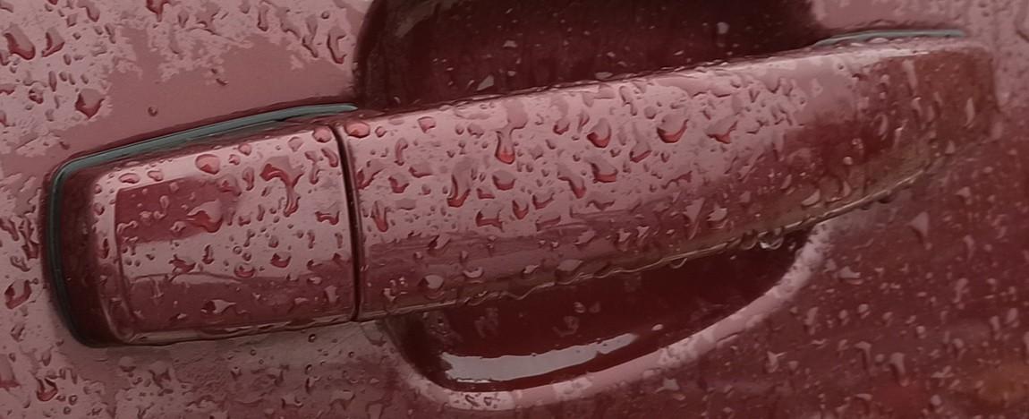 Duru isorine rankenele G.D. Opel Vectra 2004    2.2 Raudona