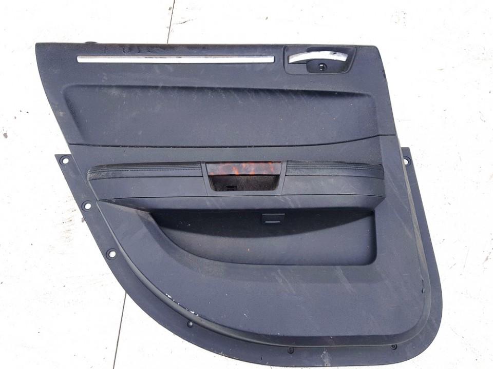Duru apmusimas (apdaila-absifkes)  G.K. Chrysler 300C 2007    0.0 00501494