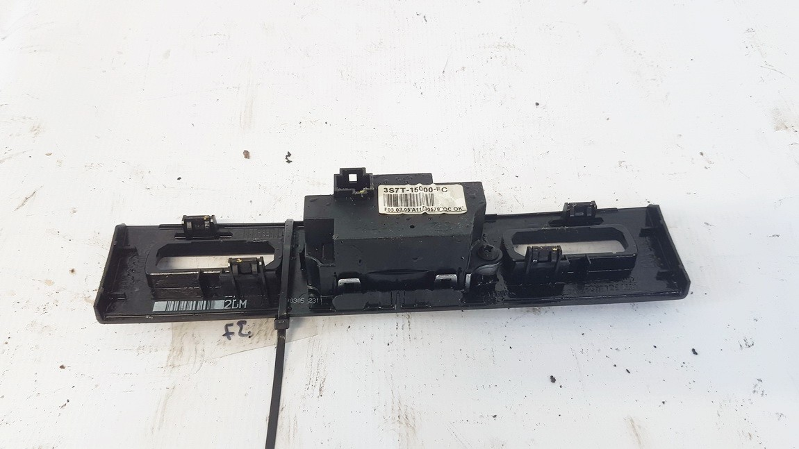 Dashboard Radio Display (Clock,Info Monitor,BORD COMPUTER) Ford Mondeo 2006    2.0 3s7t15000fc