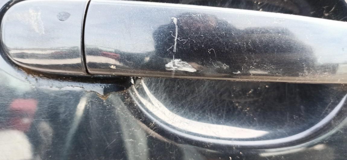 Duru isorine rankenele G.D. Audi A2 2003    1.4 Juoda