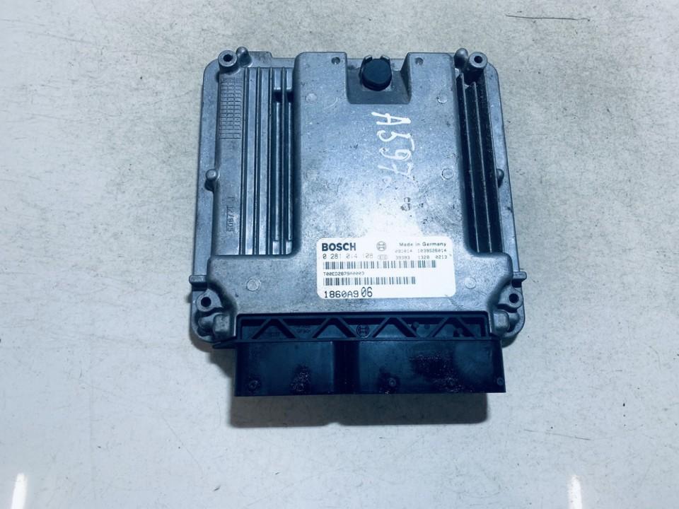 ECU Engine Computer (Engine Control Unit) Mitsubishi  Outlander
