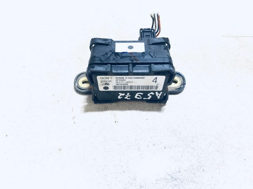 Esp Accelerator Sensor (ESP Control Unit) Mitsubishi Outlander 2008    2.0 06211702763