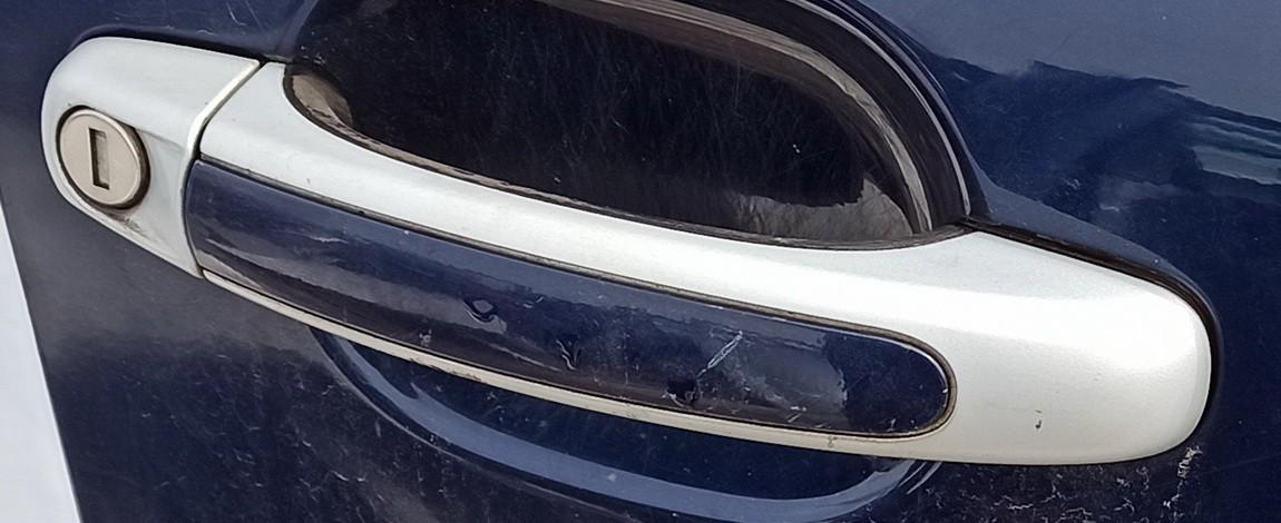Duru isorine rankenele P.D. Porsche Cayenne 2003    4.5 used
