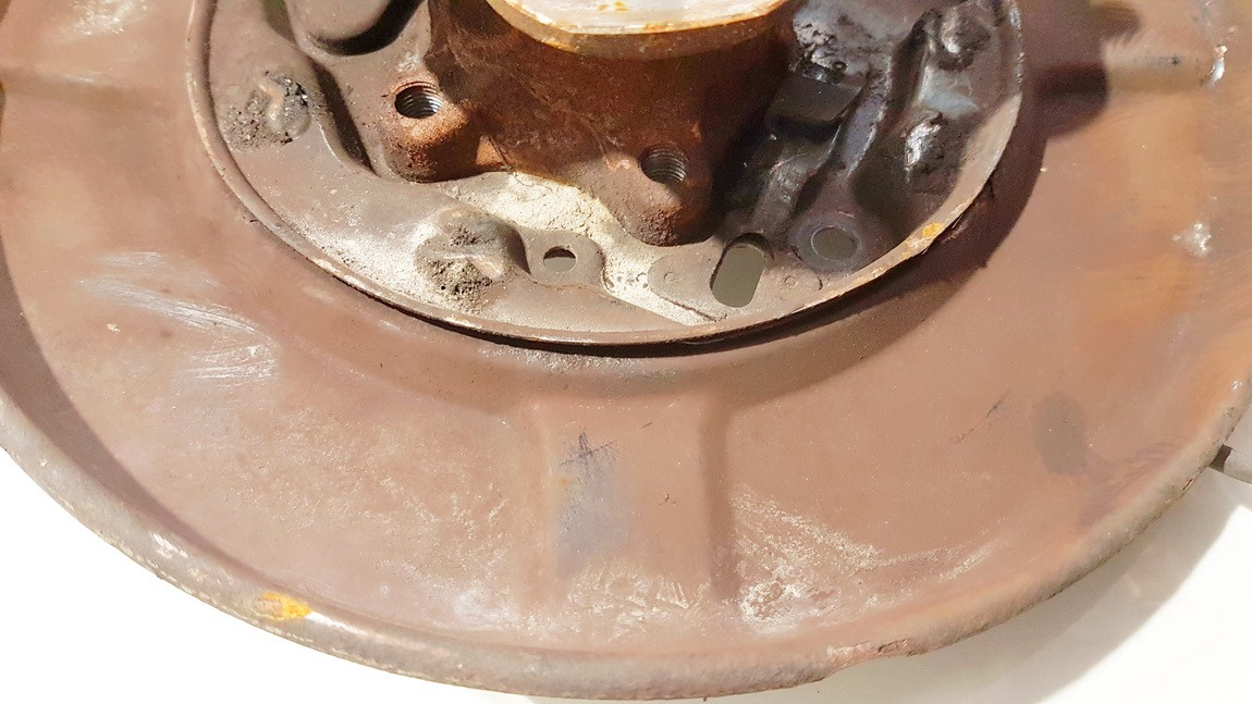 Stabdziu disko apsauga galine kaire (G.K.) Nissan Qashqai 2008    2.0 used