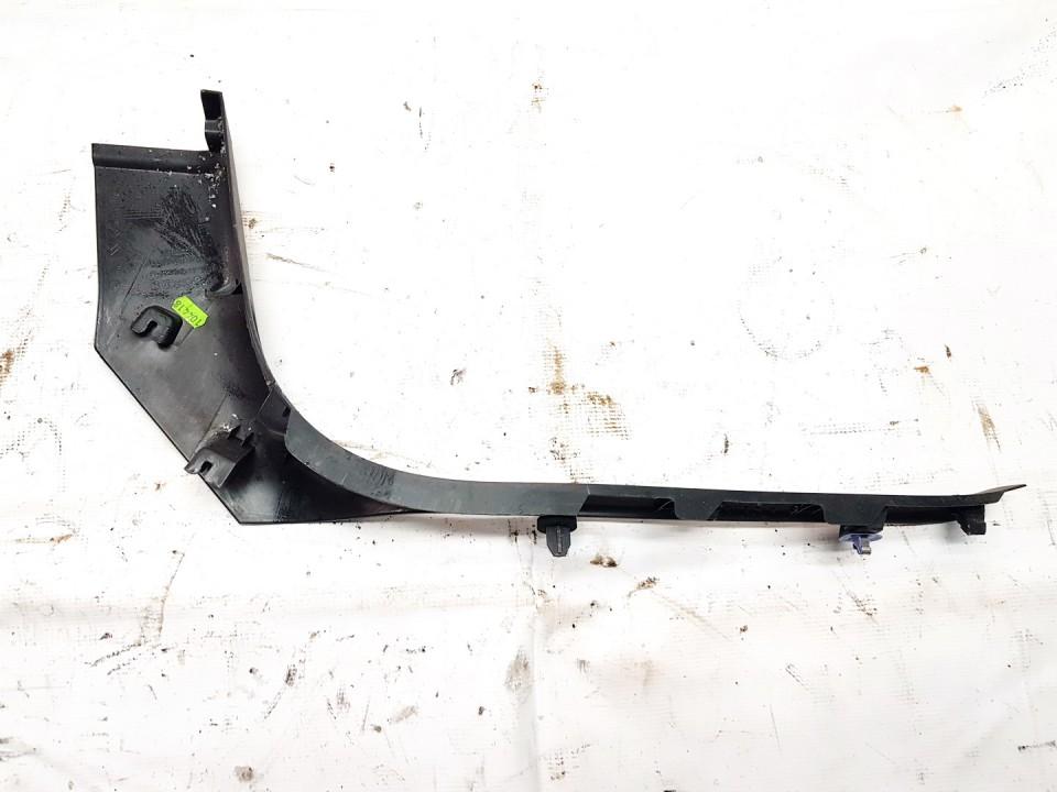 Vidinio slenkscio apdaila P.K. Peugeot 3008 2011    1.6 9672384577
