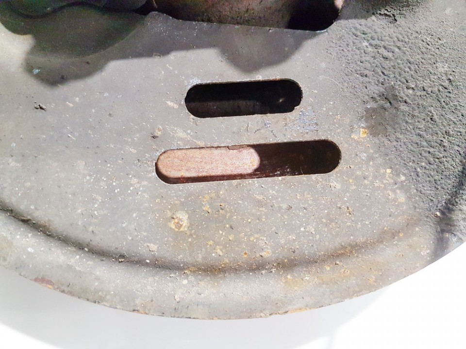 Stabdziu disko apsauga galine kaire (G.K.) Mercedes-Benz Citan 2018    1.5 used
