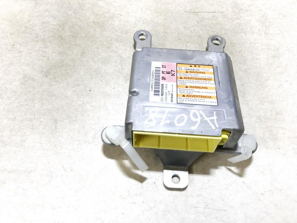 Airbag crash sensors module Subaru Impreza 2009    2.0 1503001460