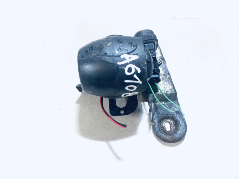 Signalizacijos sirena Citroen Berlingo 1997    1.9 used